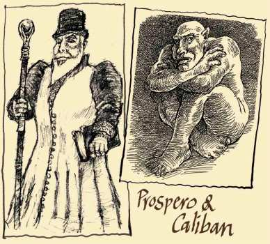 prospero-caliban-jim-kavanagh