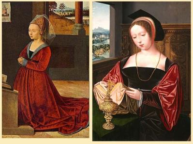 Mediaeval-women