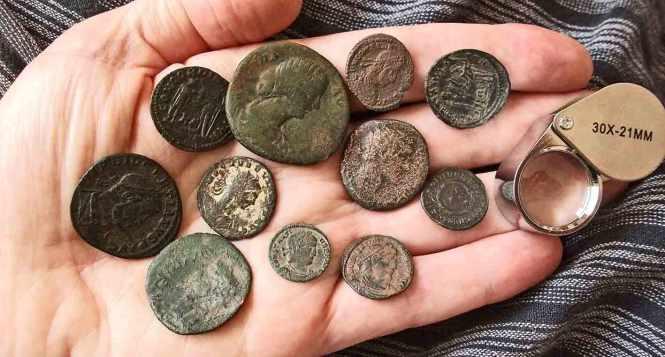 Jim-Kavanagh-Roman-Coins